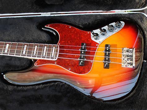 fender usa deluxe jazz bass tortoiseshell pickguard