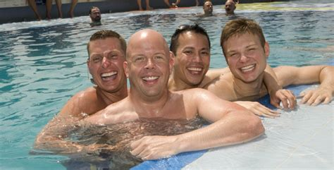 gay boat movie gary buchanan quot my first gay cruise quot cruise international