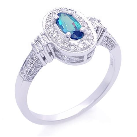 alexandrite engagement ring wedding inspiration