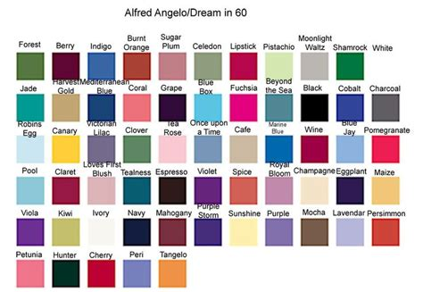 alfred angelo colors alfred angelo color chart once upon on a time blue