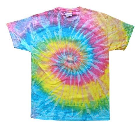 saturn sleeve tie dye t shirt