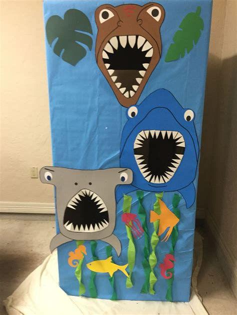 shark bean bag toss 17 best images about boys birthday on sharks