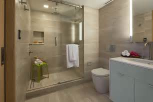 New Bathroom Showers Exclusive New York City Penthouse Blends Tribeca Style With Modern Living