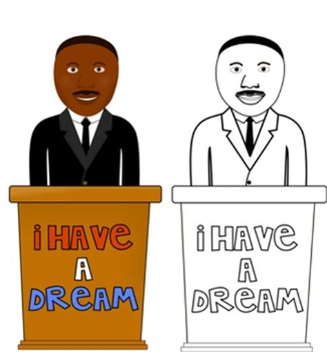 Clip Clinton On Martin Luther King by Mlk Clip Martin Luther King Jr Graphics School