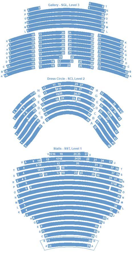 st theatre seating plan wellington st theatre seating chart wellington st
