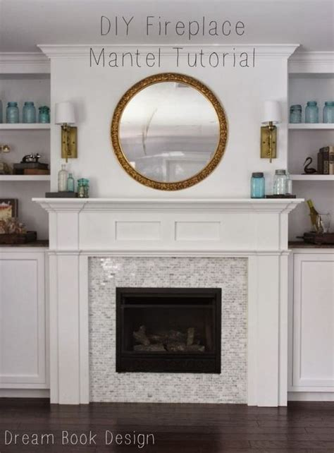 25 best ideas about building a mantle on