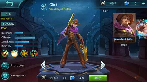 mobile legend guide clint build guide in mobile legends fgr