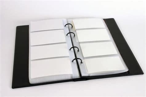 Pocket Folders With Vertical Business Card Holder