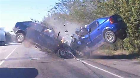 car crash 5 worst car crash 2016 car crash compilation