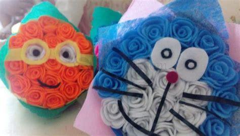 Boneka Wisuda Lazada bunga flanel wisuda buket bunga boneka wisuda jual