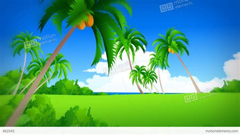 background design animated nature animated background for television presentations stock