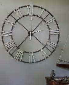 Large Wall Clocks Kitchen Wall Clock
