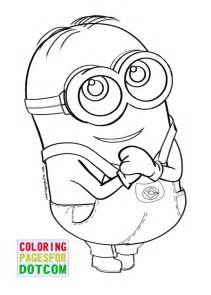 printable minion coloring pages free printable minion coloring pages free