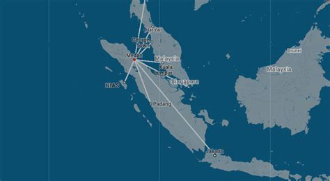 Air 2 Medan visit nias island 187 flights to nias island