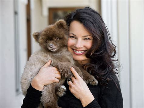 living with a pomeranian pommy of the month quot fran drescher quot