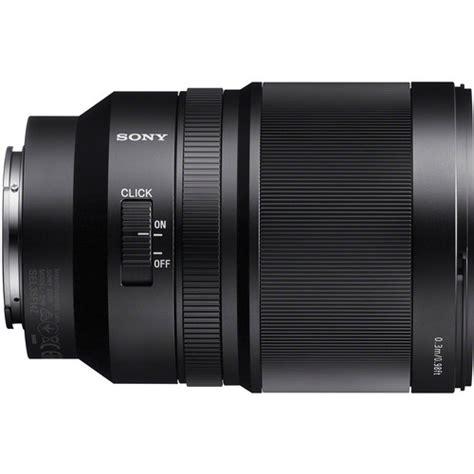 Sale Sony Lens E Mount Sel 35mm F1 8 sony sel 35mm f1 4 z e mount lens frame format apert