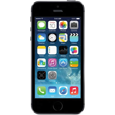 Hp Iphone 5 Cdma Talk Prepaid Apple Iphone 5s 16gb Cdma Smartphone Refurbished Ebay
