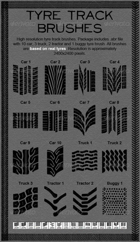 tire pattern brush 53 best images about tire tracks on pinterest land rover