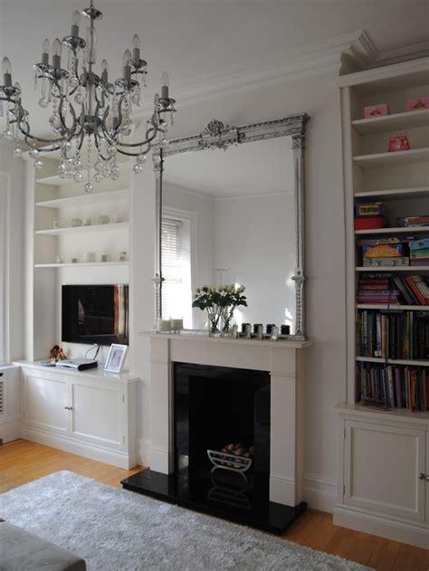 25 best ideas about mantle mirror on