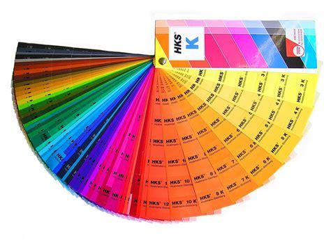 hks in pantone hks colour system