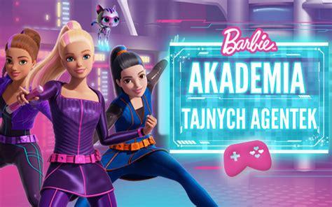 film barbie tajne agentki cda barbie wesołe gry dla dziewczynek filmiki i zabawy
