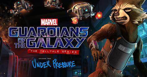 guardians   galaxy  telltale series episode  rocket man