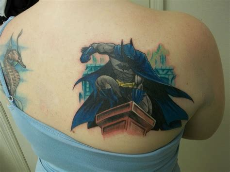 tattoo batman old school batman tattoos the top 40 batman designs