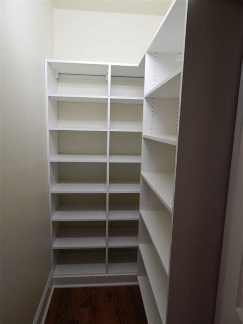 Corner Pantry Shelving by Pantries Angie S Closetsangie S Closets