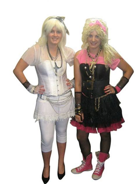 how to dress as an 80s groupie ehow tops n tales costume hire ltd 1980 s