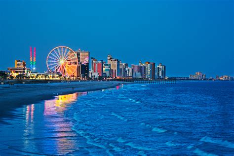 Most Beautiful Theaters In The Usa by Student And Group Travel To Myrtle Beach Sc