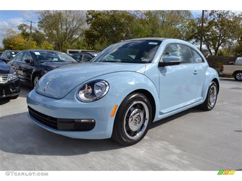 volkswagen bug blue denim blue 2013 volkswagen beetle 2 5l exterior photo