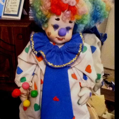 porcelain doll clown 1000 images about клоун on pewter nu est jr
