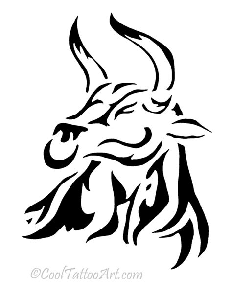 taurus bull tattoo designs taurus tattoos designs cooltattooarts