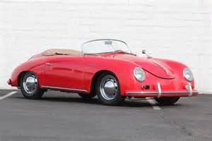 Porsche 356 California Porsche 356 Speedster California Mitula Cars