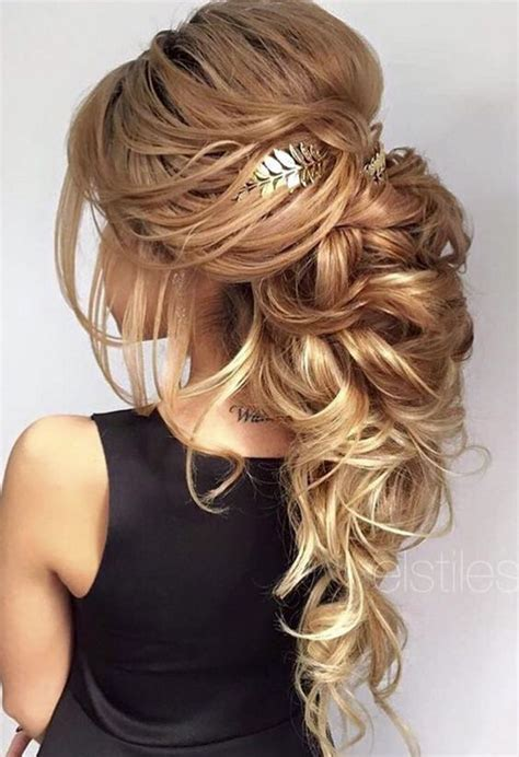 hair style for a nine ye best 25 wedding ponytail hairstyles ideas on pinterest