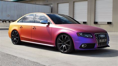 How Much Does An Audi A4 Cost by How Much Does A Pearlescent Paint Cost Cars Audi Rs7