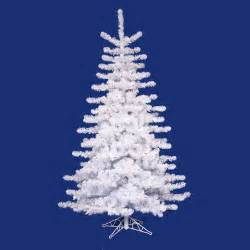 white tree with multicolor lights 14 pre lit white artificial tree