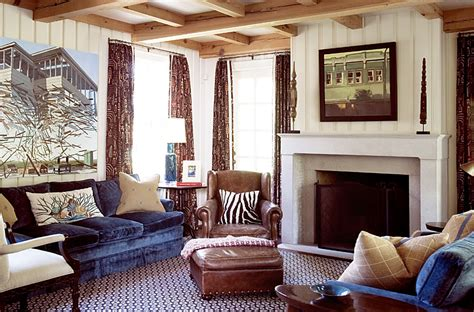 barrie benson interior with a francis livingston the