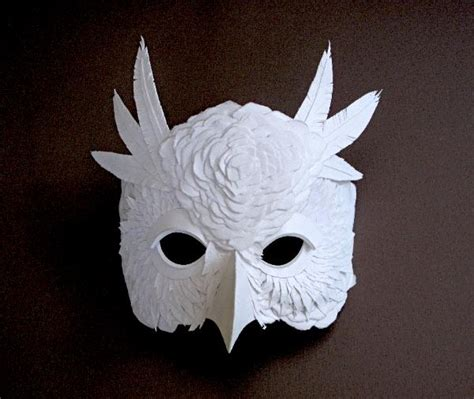 Paper Mask For - inspiration paper animal masks ringleader paper co