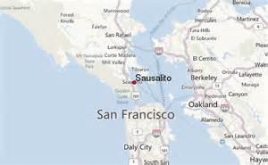 sausalito california map gu 237 a urbano de sausalito