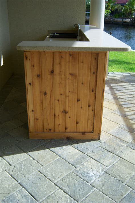 Out Door Cabinets by Chris Cabinets Specialty Cabinets