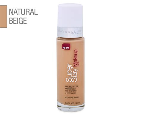 Maybelline Intimate maybelline superstay 24 hour foundation 30ml