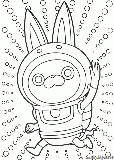 free youkai watch coloring pages noko youkai watch coloring pages printable noko best