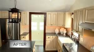 Traditional Kitchen Paint Colors - tuscany white maple kitchen cabinets installed before and after footage youtube