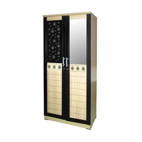 Sideboard 2 Pintu Khusus Jabodetabek jual lago 7200 lemari pakaian 2 pintu khusus jabodetabek harga kualitas