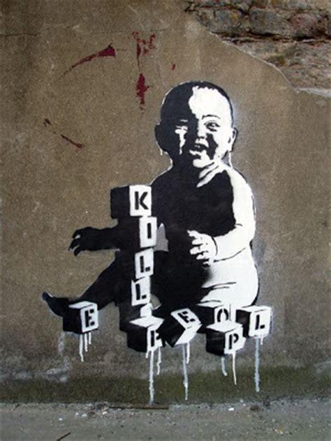 doob picture robert banksy  street graffiti artist