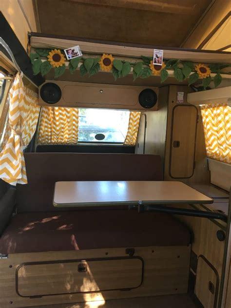 vw vanagon westfalia camper  sale  orange county ca
