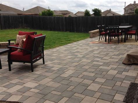 paver patio stones best pavers patio contractors installers in plano tx
