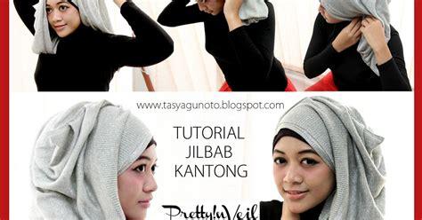 tutorial jilbab kantong port of tasya hijab tutorial jilbab kantong