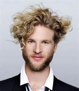 Men hairstyles curly hair 598x900px